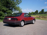 1988 Ford EXP Picture Gallery