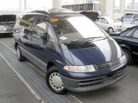 1995 Toyota Estima Overview
