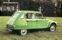1983 Citroen Dyane Overview