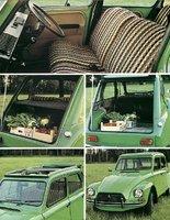1983 Citroen Dyane Overview