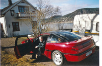 1993 Mitsubishi Eclipse GS Turbo, 1993 Mitsubishi Eclipse 2 Dr GS Turbo Hatchback picture, exterior