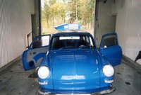 1968 Volkswagen Variant Overview