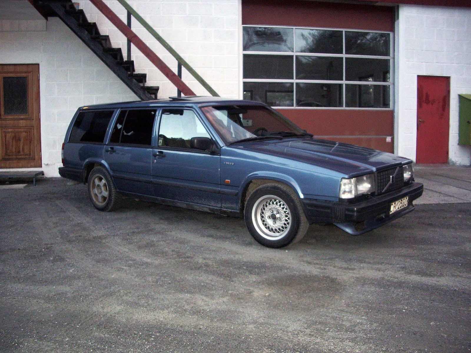 1989 Volvo 460 Gl Related Infomation Specifications