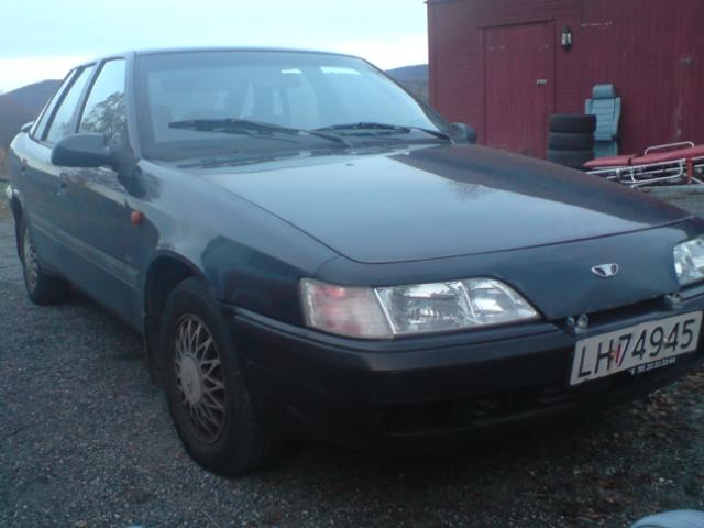 Picture of 1995 Daewoo Espero, exterior, gallery_worthy