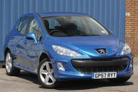 2007 Peugeot 308 Overview