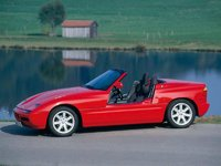 1991 BMW Z1 Overview