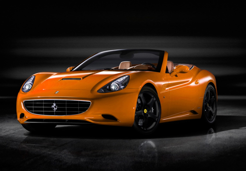 2009 Ferrari California photos