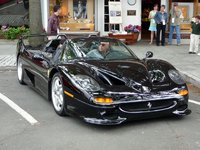1997 Ferrari F50 Picture Gallery