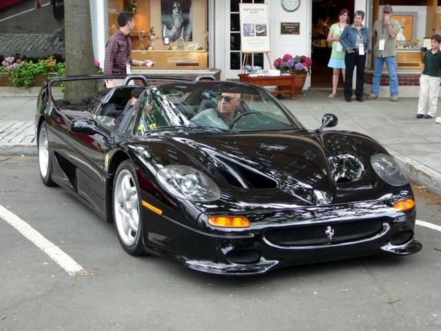 Picture of 1997 Ferrari F50