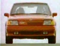 Picture of 1986 Ford Escort, exterior, gallery_worthy