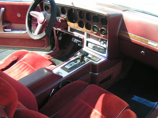 1985 Pontiac Grand Prix Interior Pictures Cargurus