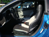 2009 Chevrolet Corvette ZR1 1ZR, 2009 Chevrolet Corvette ZR1 picture, interior