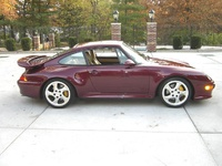 1997 Porsche 911 Overview
