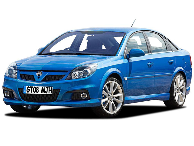 Picture of 2007 Vauxhall Vectra, exterior