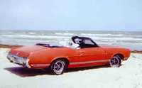 1970 Oldsmobile Cutlass Supreme picture, exterior