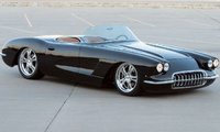 1960 Chevrolet Corvette Convertible Roadster picture, exterior