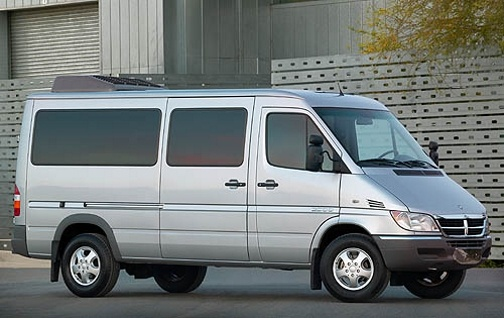 Picture of 2005 Dodge Sprinter 3 Dr 2500 140 WB Passenger Van Extended