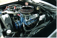 1977 Ford Thunderbird picture, engine