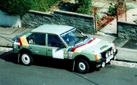 1982 Vauxhall Astra Picture Gallery
