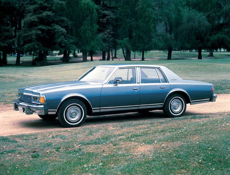 1977 Chevrolet Caprice picture, exterior