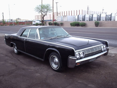 1963 Lincoln Continental - Pictures - CarGurus