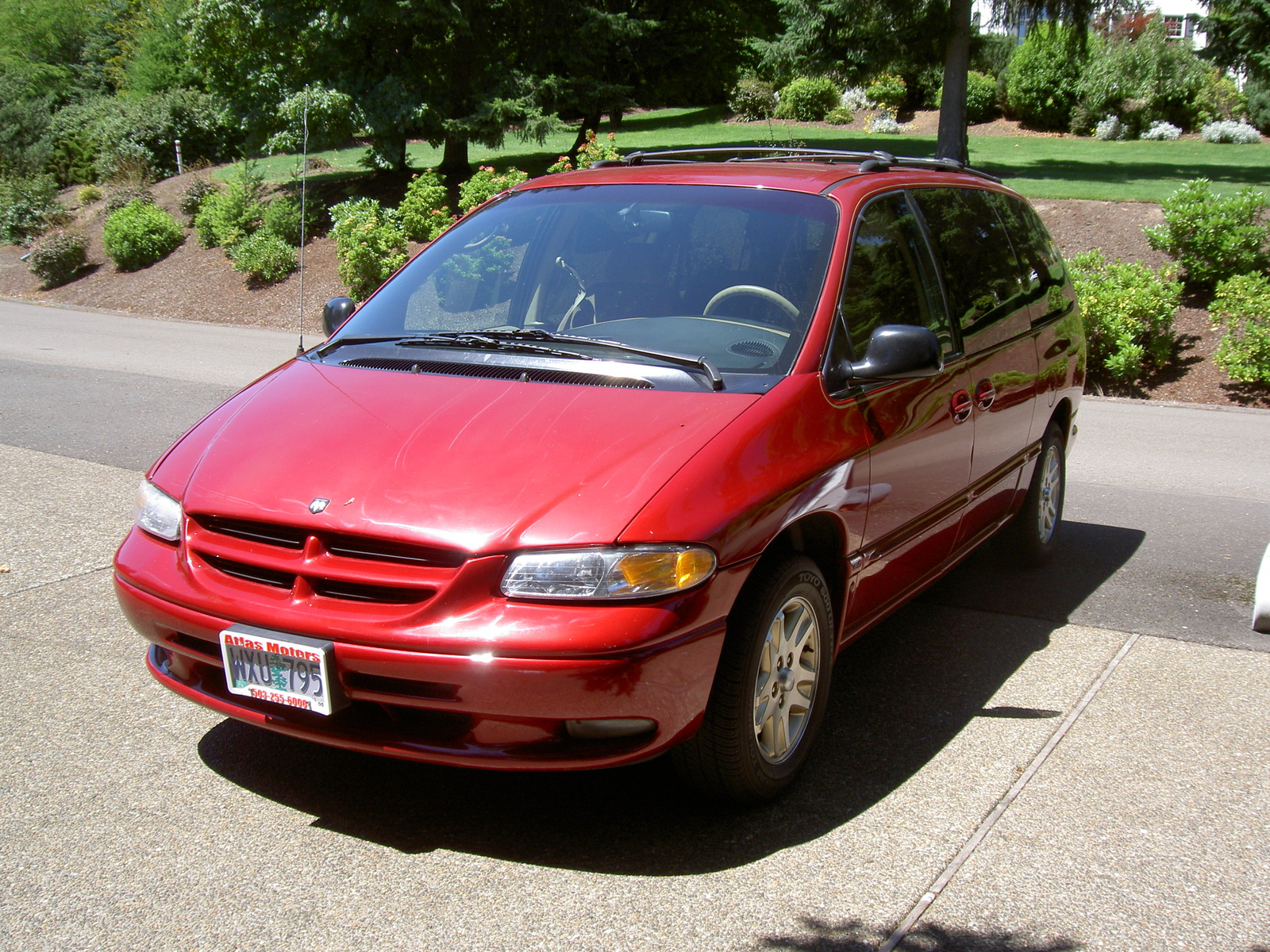 Picture of 2000 Dodge Grand Caravan 4 Dr ES Passenger Van Extended