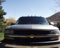 Picture of 2000 Chevrolet Silverado 1500 LS Ext Cab Short Bed 4WD, exterior