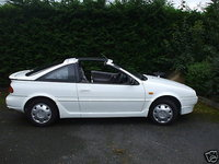 Picture of 1993 Nissan 100NX, exterior
