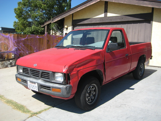 Picture of 1995 Nissan Truck