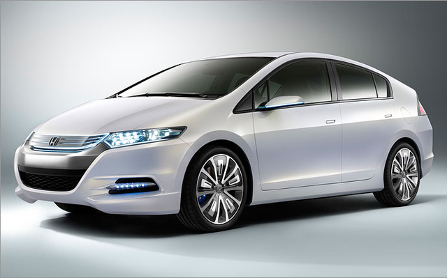 Foto de un 2010 Honda Insight