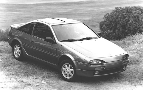 Picture of 1991 Nissan NX
