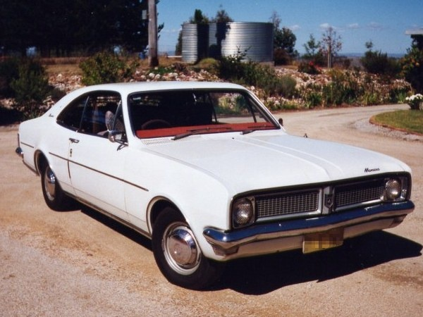 Picture of 1971 Holden Monaro, exterior
