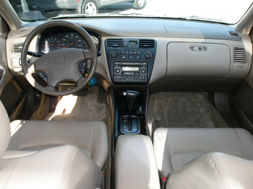 Picture of 2001 Honda Accord EX, interior