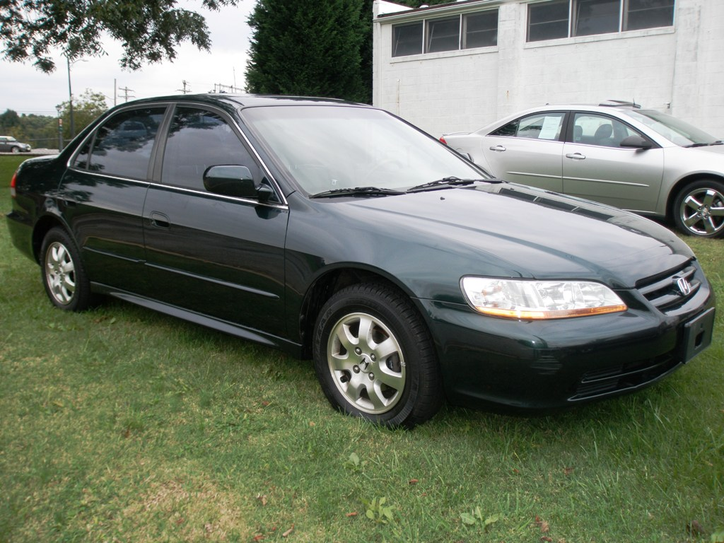 2001 Honda Accord Pictures Cargurus