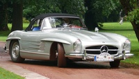 1960 Mercedes-Benz 300SL Overview