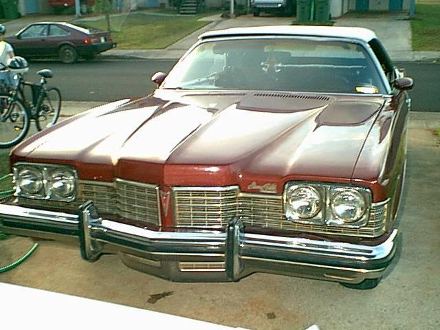 1973 Pontiac Grand Ville Pictures Cargurus