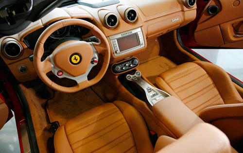 2009 Ferrari California - Interior Pictures - CarGurus