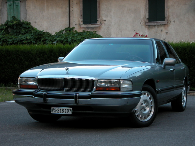 Picture of 1996 Buick Park Avenue, exterior