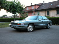 1996 Buick Park Avenue Overview