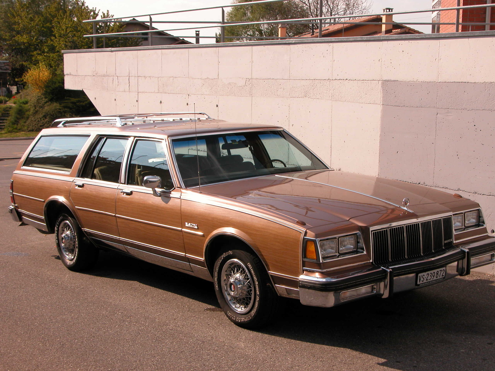 Buick Estate Wagon Pic X on 1989 Buick Lesabre Estate Wagon