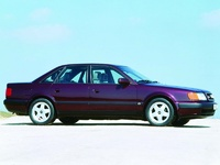 1994 Audi 100 Overview