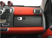 2009 smart fortwo, Interior Dashboard View, manufacturer, interior