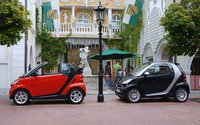 2009 smart fortwo, Left Side View, exterior, manufacturer, gallery_worthy