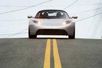 2008 Tesla Roadster, Front View, exterior, manufacturer