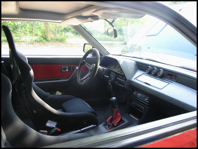 Picture of 1987 Honda Civic CRX, interior