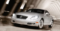2009 Lexus SC 430, Front Left Quarter View, exterior, manufacturer, gallery_worthy