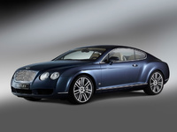 2006 Bentley Continental GT Base picture, exterior