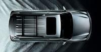 2009 Lexus LX 570, Overhead View, exterior, manufacturer