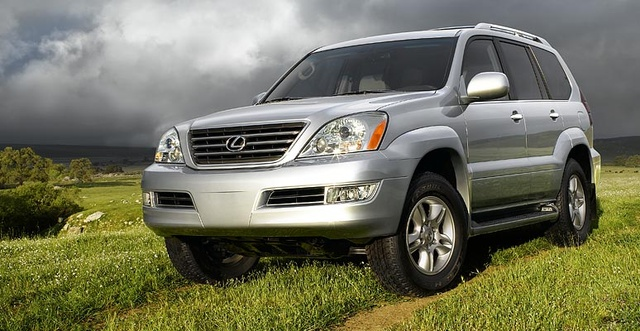 2009 lexus gx 470 overview cargurus. Black Bedroom Furniture Sets. Home Design Ideas