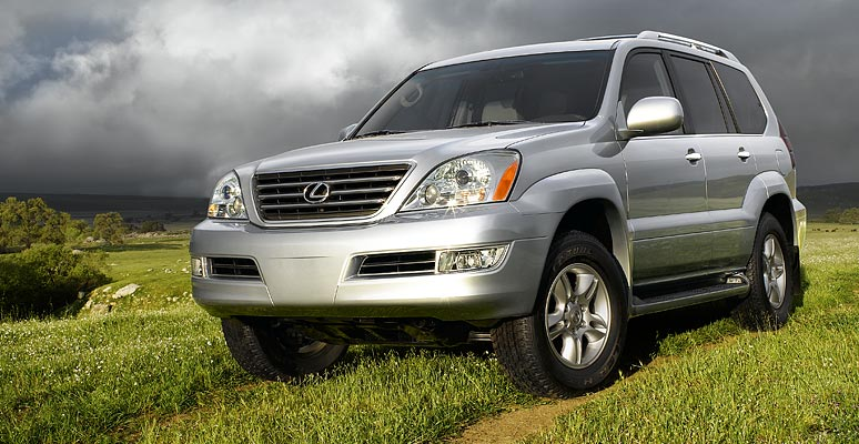 BMW X5 Towing Capacity >> 2009 Lexus GX 470 - Review - CarGurus
